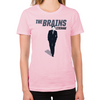 The Brains Women's Fitted T-Shirts