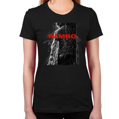Rambo IV Women's T-Shirts