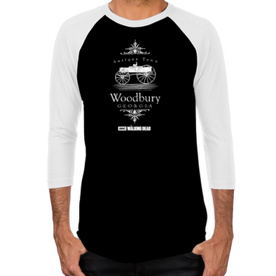 Woodbury Georgia Men's Baseball T-Shirt