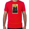 Lost Girl Wanderer Tarot  Fitted T-Shirt
