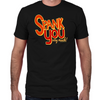 Ace Ventura Spank You Fitted T-Shirt