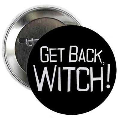 Get Back Witch Button