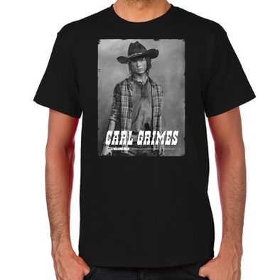 Carl Silver Portrait Men's T-Shirt