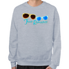 Retro Sunglasses Sweatshirt