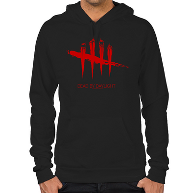 Dead By Daylight Red Hoodie