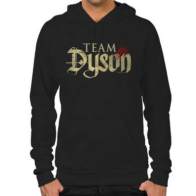 Lost Girl Team Dyson Men's Hooded Sweatshirt