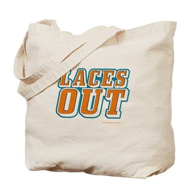Ace Ventura Laces Out Tote Bag