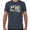 In The Librarians We Trust Fitted T-Shirt