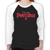 Lost Girl Team Doccubus Unisex Baseball T-Shirt