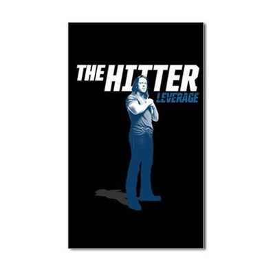 Hitter Sticker