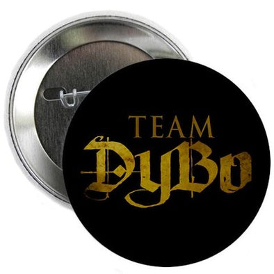 "Team DyBo 2.25"" Button"