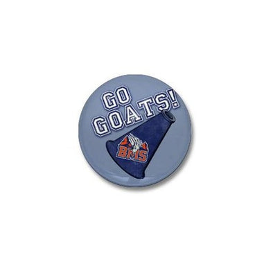 Blue Mountain State Go Goats Mini Button