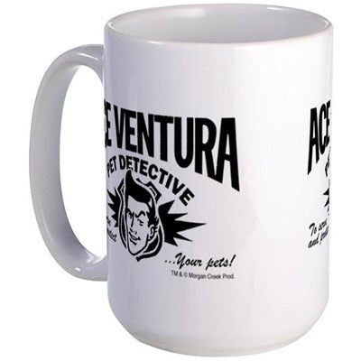 Ace Ventura Pet Detective Large Mug