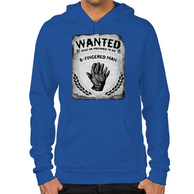 Six Fingered Man Hoodie