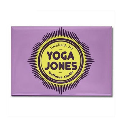 Yoga Jones Magnet