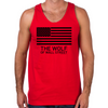 Wolf of Wall Street MORE Men's Tank