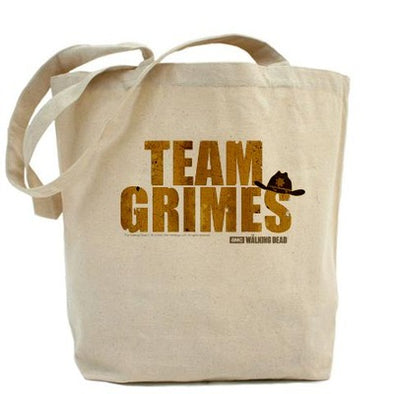 Team Grimes Tote Bag