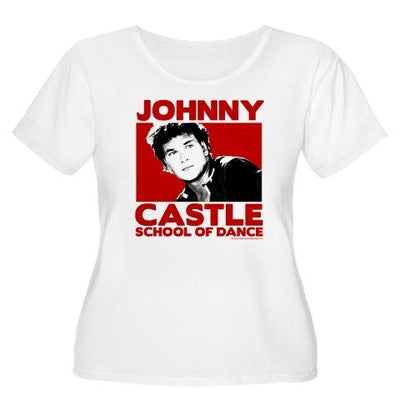 Dirty Dancing Johnny Castle  Women's Plus Size T-Shirt