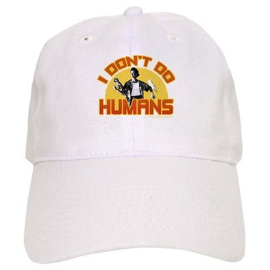 Ace Ventura I Don't Do Humans Baseball Cap