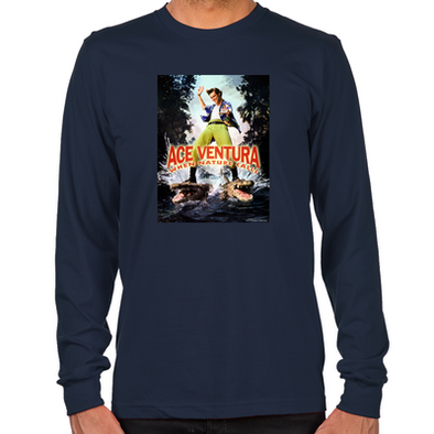 Ace Ventura When Nature Calls Long Sleeve T-Shirt