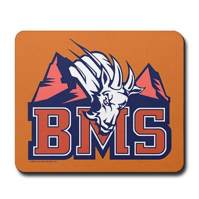 Blue Mountain State Mousepad