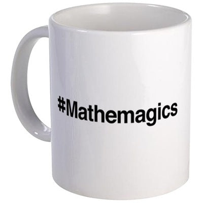 The Librarians #Mathemagics Mug