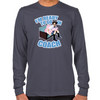 Ace Ventura Ready to Go In Coach Long Sleeve T-Shirt
