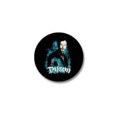 Lost Girl Dyson The Wolf Mini Button