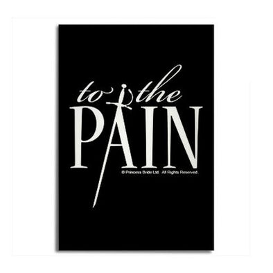 To The Pain Magnet
