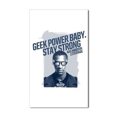 Geek Power Sticker
