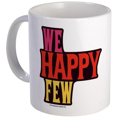 We Happy Few Mug