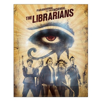 The Librarians Season 3 Small Poster