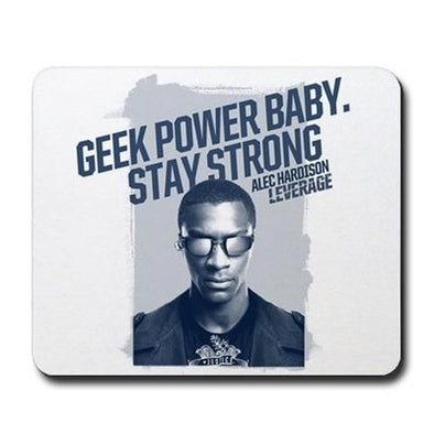 Geek Power Mousepad