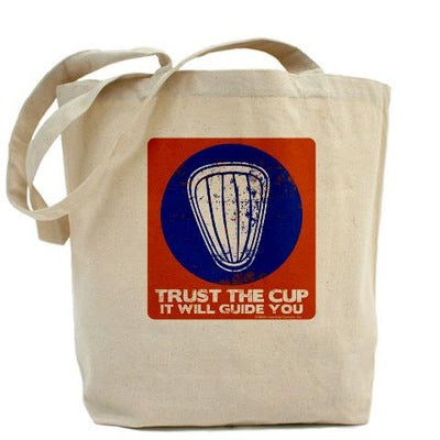 Captain's Cup Tote Bag