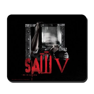 Saw V Mousepad