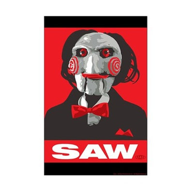 Saw Clown Mini Poster