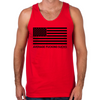 Wolf of Wall Street Average F***ing Sucks Men's Tank