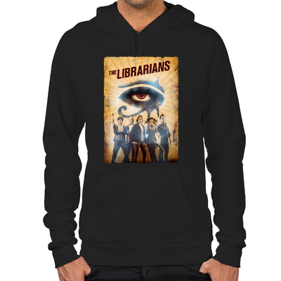 The Librarians Season 3 Hoodie