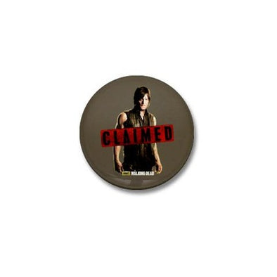 Daryl Dixon Claimed Mini Button