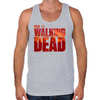 The Walking Dead Blood Logo Men's Tank