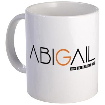 Fear The Walking Dead Abigail Mug