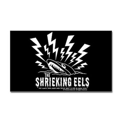 Shrieking Eels Sticker