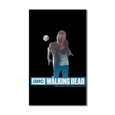 Walking Dead Full Moon Zombie Sticker