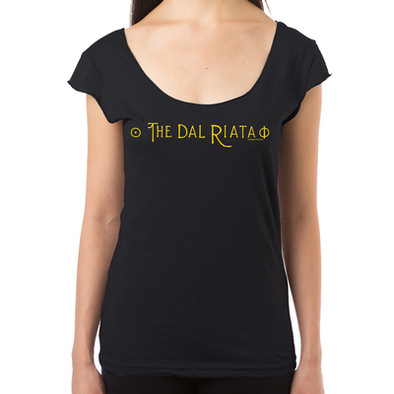 The Dal Riata Women's Scoop Neck T-Shirt