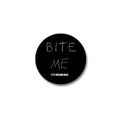Bite Me Mini Button