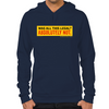 Wolf of Wall Street Was It Legal? Hoodie