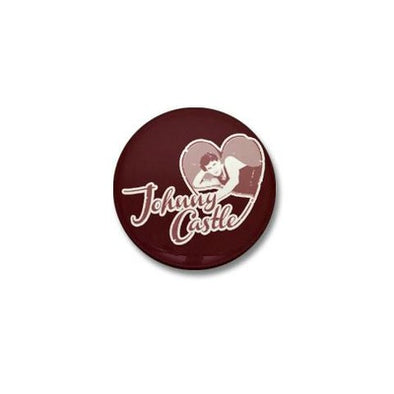 Love Johnny Castle Mini Button