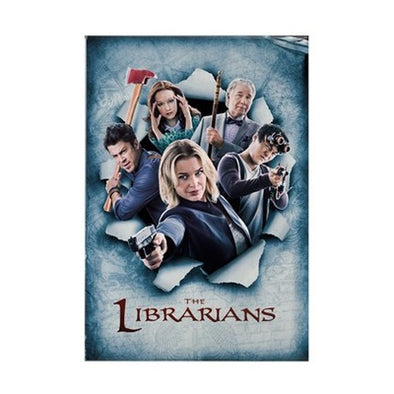 The Librarians Season 2 Magnet