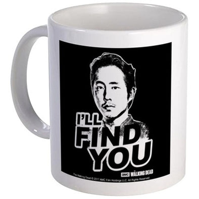 Glenn's Last Words Mug