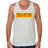 Wolf of Wall Street Was It Legal? Men's Tank